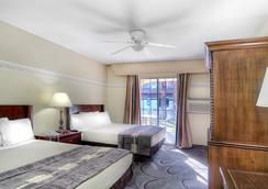 拉斯维加斯夏利马尔酒店 - 拉斯维加斯 - 睡房