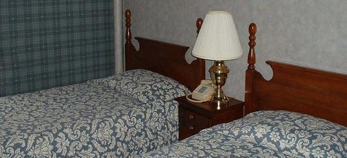 纽约市31酒店 - 纽约 - 睡房