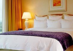 阿纳海姆万豪套房酒店 - 加登格罗夫 - 睡房