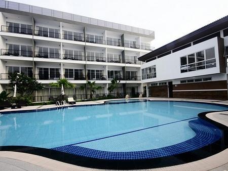 BS普瑞米尔机场酒店 - 曼谷 - 建筑