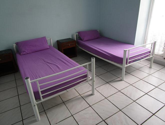 尼斯牛郎星酒店 - 尼斯 - 睡房