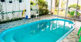 主要安静酒店 - 格拉玛多 - 游泳池