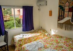 Hotel Sossego do Major - 格拉玛多 - 睡房