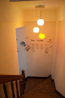 花莲阿罗青年旅舍民宿 - 花莲市 - 楼梯