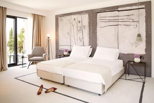 考帕斯酒店 - 杜布罗夫尼克 - 睡房