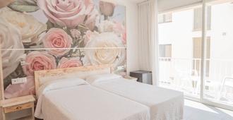 萨格塔酒店 - 萨卡罗 - 睡房