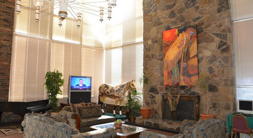 俄克拉何马州比特摩尔酒店 - 奥克拉荷马市 - 大厅