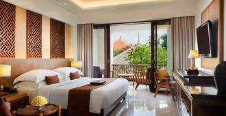 巴厘尼克莎玛海滩精品度假村 - 库塔 - 睡房