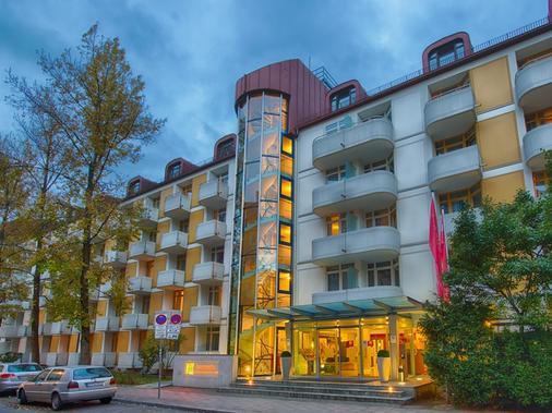 慕尼黑莱昂纳多酒店&公寓 - 慕尼黑 - 建筑