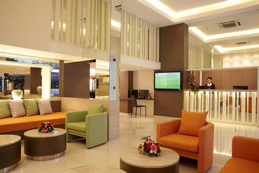市角酒店 - 曼谷 - 大厅