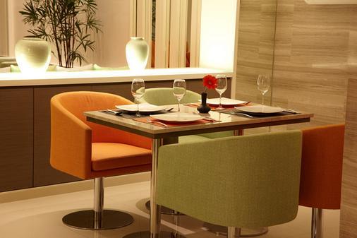 市角酒店 - 曼谷 - 餐厅