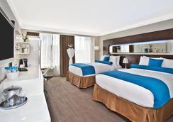 乐蓝酒店 - 布鲁克林 - 睡房