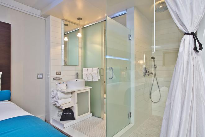 乐蓝酒店 - 布鲁克林 - 浴室