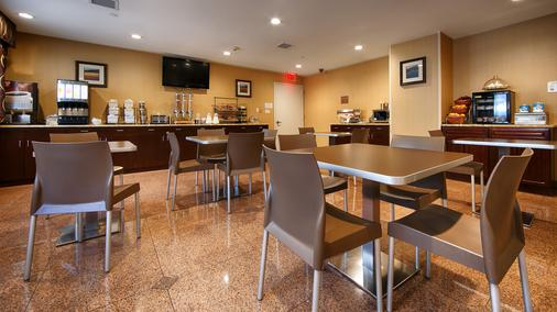 贝斯特韦斯特阿瑞纳酒店 - 布鲁克林 - 餐厅