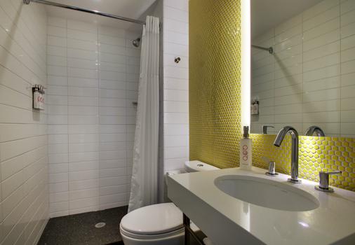 华盛顿特区伯德酒店 - 华盛顿 - 浴室
