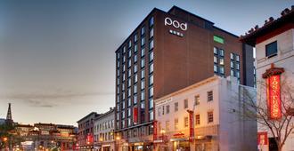 华盛顿特区伯德酒店 - 华盛顿 - 建筑