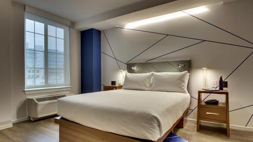 华盛顿特区伯德酒店 - 华盛顿 - 睡房