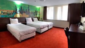阿姆斯特丹梵高酒店 - 阿姆斯特丹 - 睡房