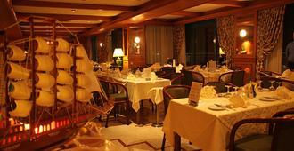 阿加迪尔海滩俱乐部酒店 - 阿加迪尔 - 餐馆