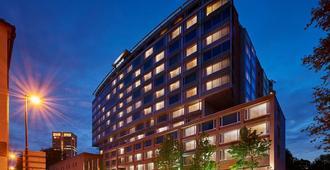 法兰克福希尔顿酒店 - 法兰克福 - 建筑