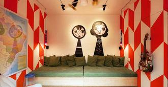 欧德卡萨旅馆 - 圣保罗 - 睡房