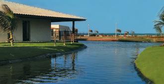佩德罗拉古纳度假酒店 - 阿奎拉兹 - 户外景观