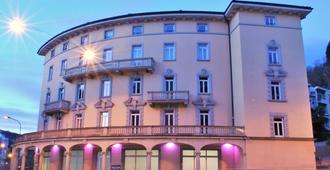 卢加诺中心旅馆 - 卢加诺 - 建筑