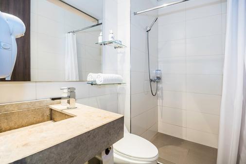 维亚乔 617 号套房酒店 - 波哥大 - 浴室
