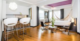 维亚乔 617 号套房酒店 - 波哥大 - 建筑