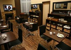 阿克图姆城市酒店 - 柏林 - 餐馆