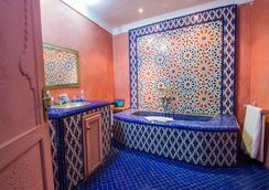 Riad Zinoun & Spa - 马拉喀什 - 浴室