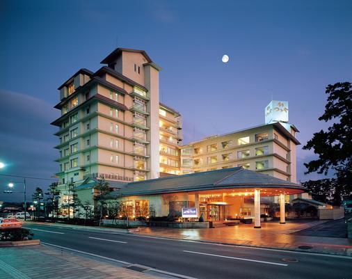 皆生鹤屋酒店 - 米子市 - 建筑