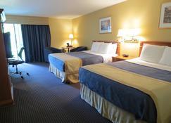乡绅度假酒店 - 加纳诺克 - 睡房