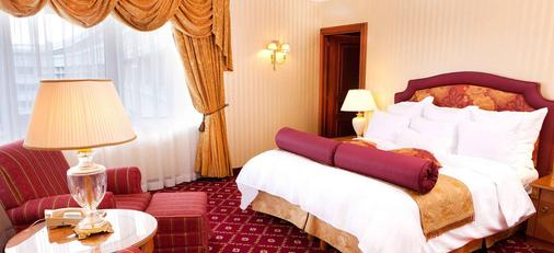 布加勒斯特jw万豪大酒店 - 布加勒斯特 - 睡房