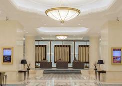 布加勒斯特jw万豪大酒店 - 布加勒斯特 - 大厅