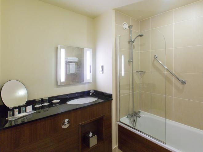 敦斯顿殿-Q酒店 - 诺里奇 - 浴室