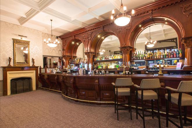 敦斯顿殿-Q酒店 - 诺里奇 - 酒吧