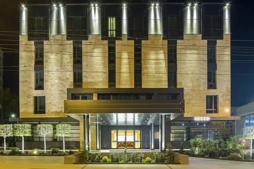 贝尔德设计酒店 - 基希訥烏 - 建筑