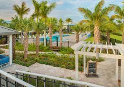 基韦斯特盖茨酒店 - 基韦斯特 - 游泳池
