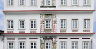 新加坡流浪酒店 - 新加坡 - 建筑