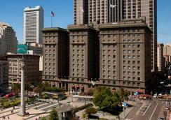 旧金山联合广场圣弗兰西斯威斯汀酒店 - 旧金山 - 建筑