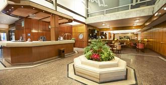 Balmoral Plaza Hotel - 蒙得维的亚 - 柜台