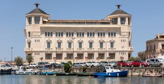 奥尔特亚豪华宫殿酒店 - 锡拉库扎 - 建筑