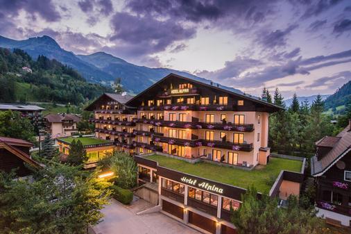 Kur- Und Sporthotel Alpina - Hotel Alpina - 巴特霍夫加施泰因 - 建筑