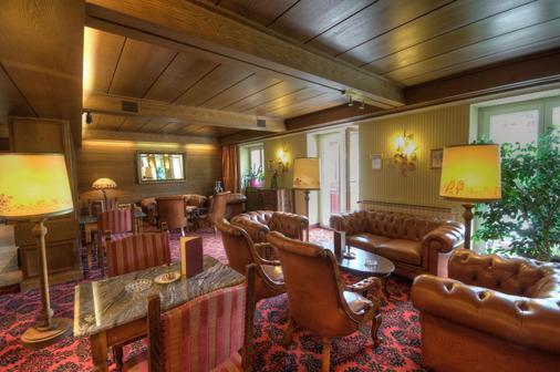 Kur- Und Sporthotel Alpina - Hotel Alpina - 巴特霍夫加施泰因 - 休息厅