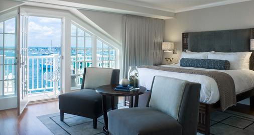 福缇1诺瑟酒店 - 纽波特 - 睡房
