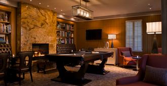 福缇1诺瑟酒店 - 纽波特 - 休息厅