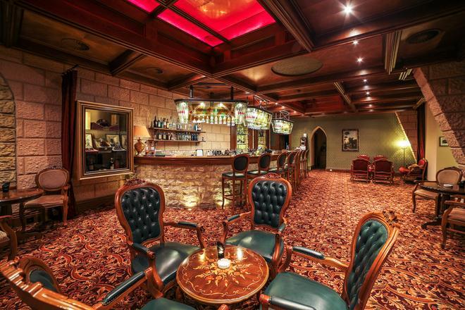 卡尔斯巴德广场医疗Spa和康体酒店 - 卡罗维发利 - 酒吧