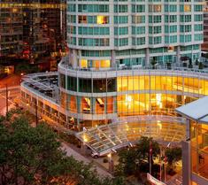 温哥华皮那考市中心万豪酒店