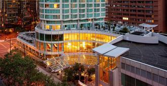 温哥华山峰市区万豪酒店 - 温哥华 - 建筑